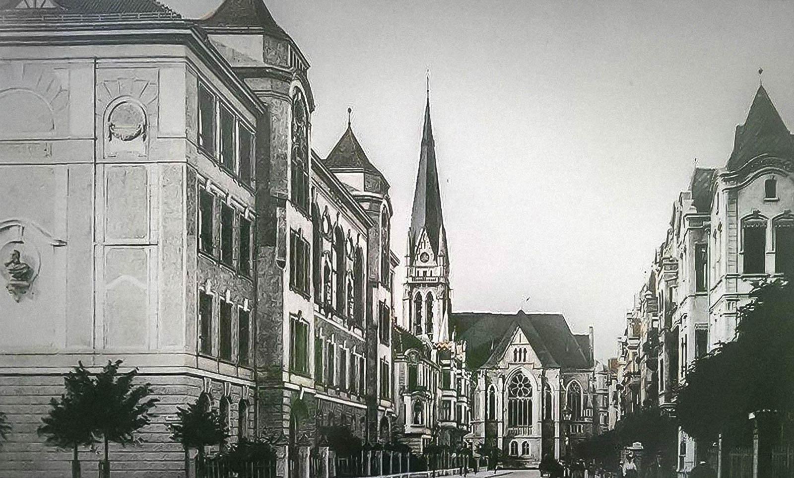 Falkenbergstrasse_Zeitreisen_Magdeburg_Alt