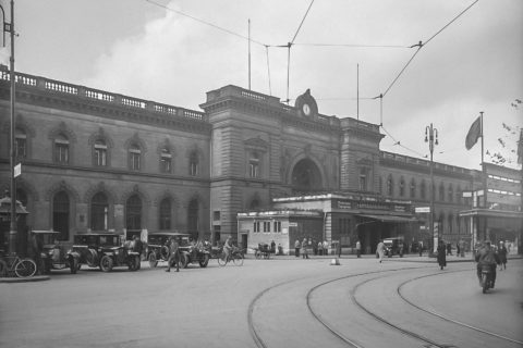 Central-Bahnhof